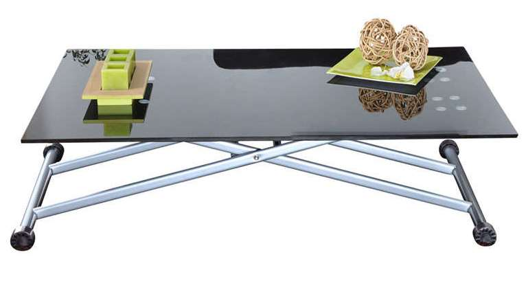 Comment choisir une table basse multifonction Table up and down conforama