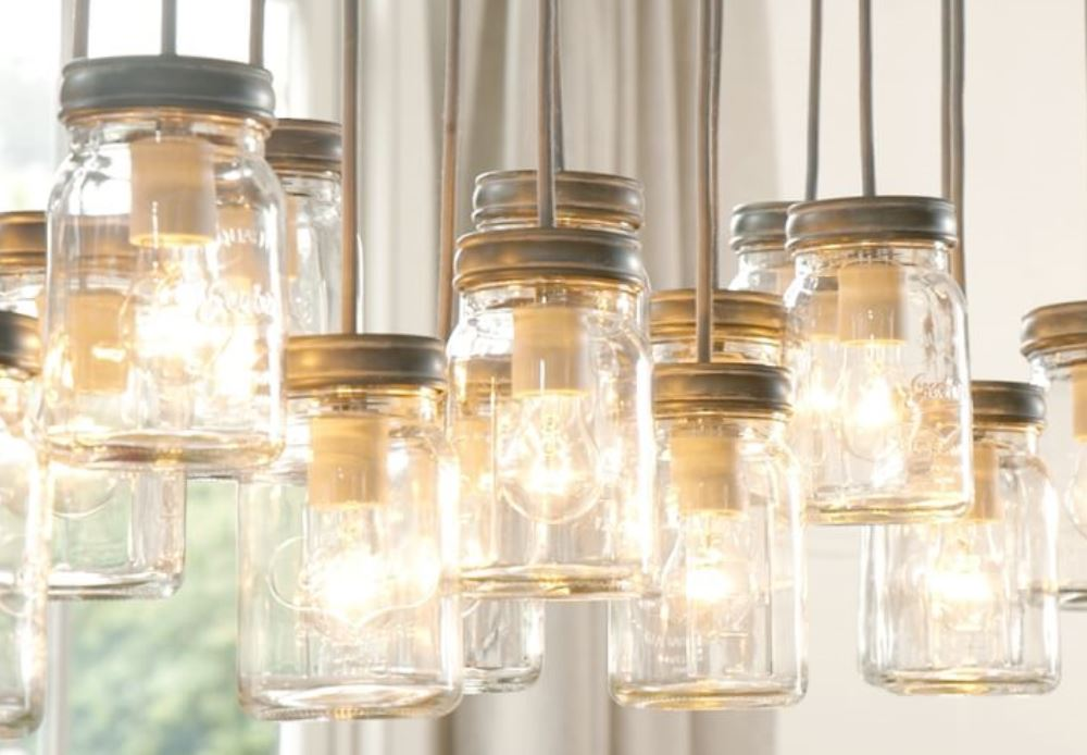 15 diy originaux avec des bocaux en verre bnbstaging le blog. Black Bedroom Furniture Sets. Home Design Ideas