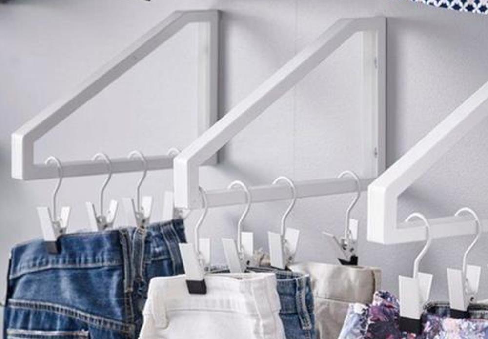 ikea hack une penderie avec querre ekby bnbstaging le blog. Black Bedroom Furniture Sets. Home Design Ideas