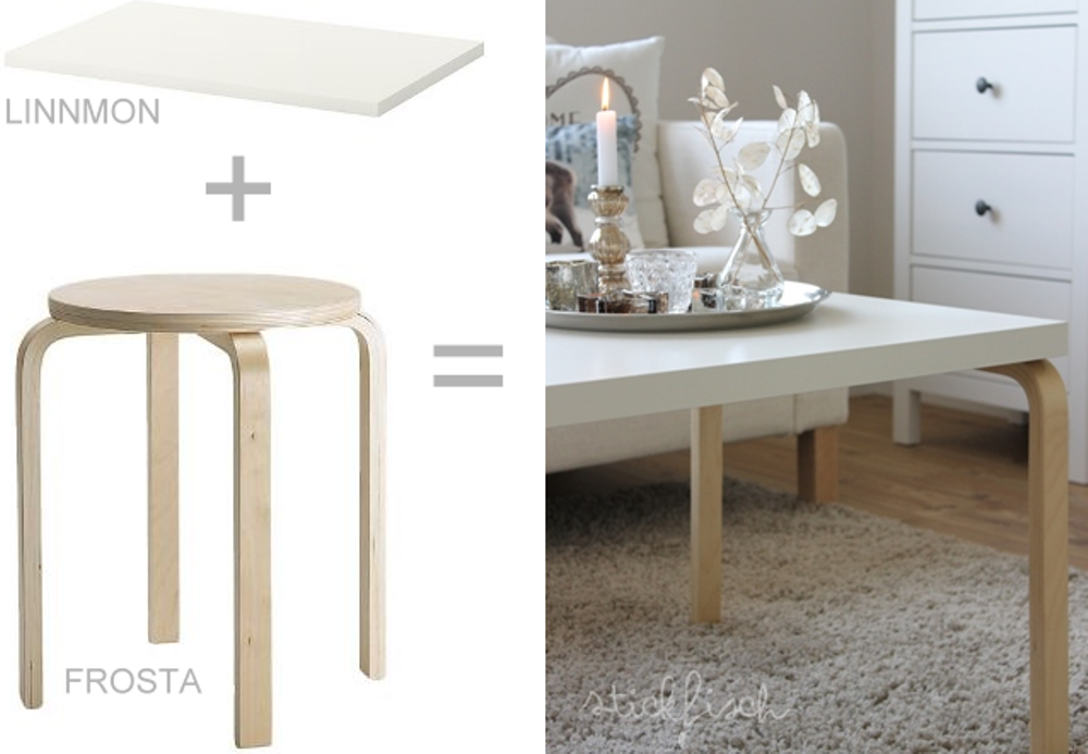 table basse design diy