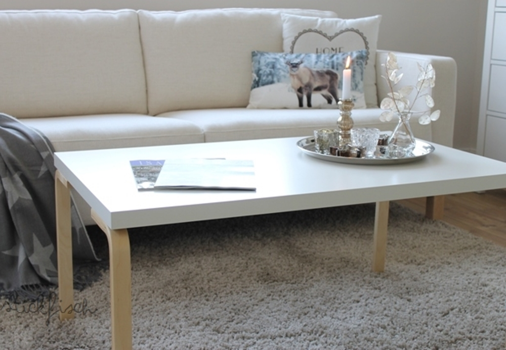 Ikea hack, table basse - BnbStaging le blog