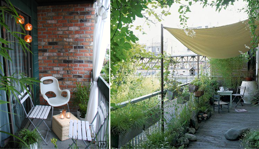 plante pour cacher vis a vis balcon un joli balcon dhiver. Black Bedroom Furniture Sets. Home Design Ideas