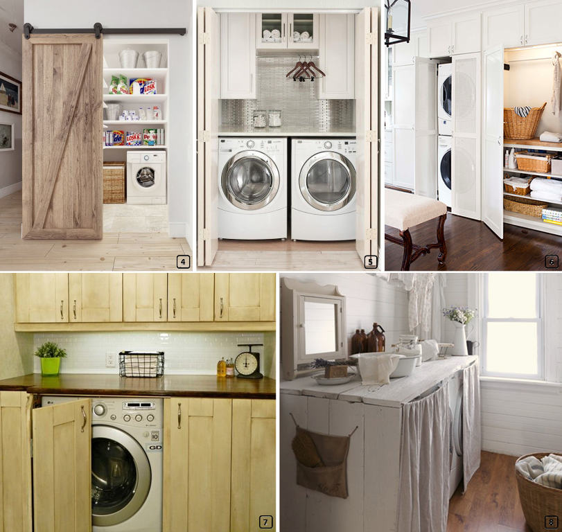 am nager une buanderie fonctionnelle et d co bnbstaging le blog. Black Bedroom Furniture Sets. Home Design Ideas