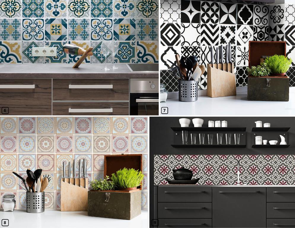 cr dence adh sive en cuisine ses 5 atouts bnbstaging le. Black Bedroom Furniture Sets. Home Design Ideas