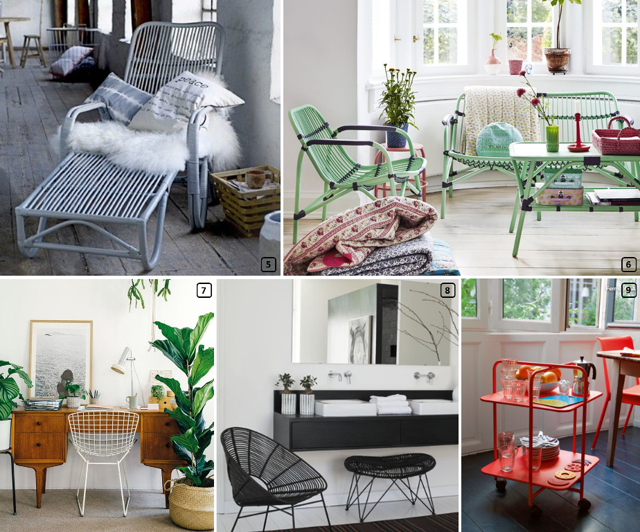 Invitez le mobilier de jardin en int rieur bnbstaging le for Interieur bloggers