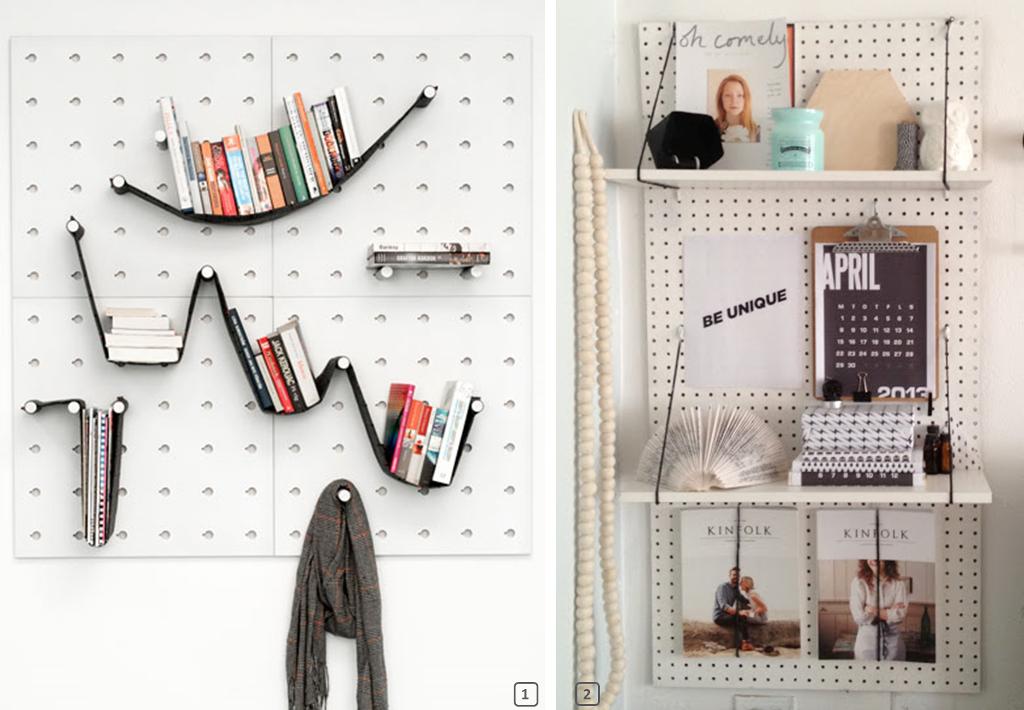 panneaux perfors porte outils diy rangement mural pour les outils de couture panneau perfor. Black Bedroom Furniture Sets. Home Design Ideas