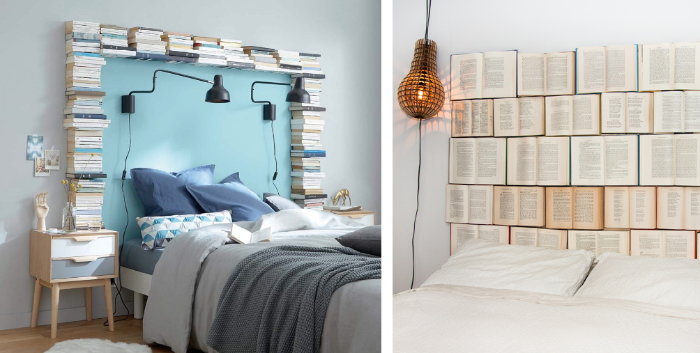 21 t tes de lit originales en diy bnbstaging le blog for Creer une tete de lit originale