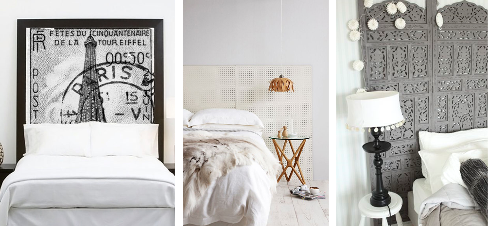 21 t tes de lit originales en diy bnbstaging le blog for Miroir quadrilobe