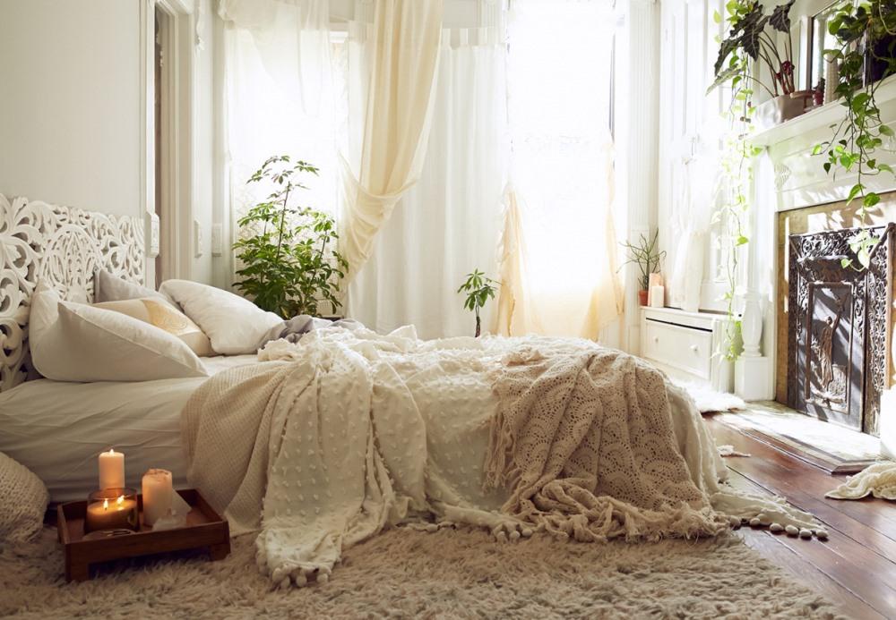 Déco Bnbstaging Blog ChicUne Romantique Bohème Chambre Le QsdhrCt