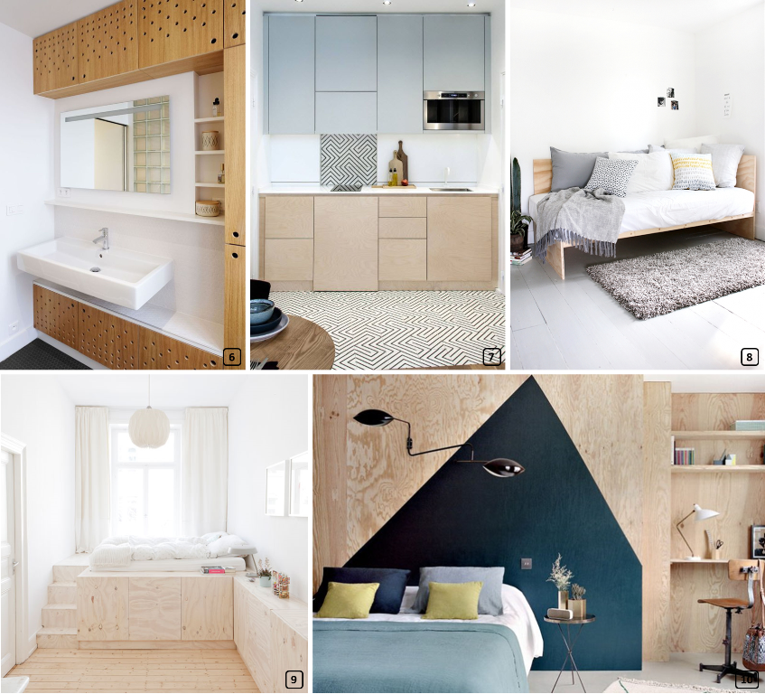 d co contreplaqu adoptez le plywood bnbstaging le blog. Black Bedroom Furniture Sets. Home Design Ideas