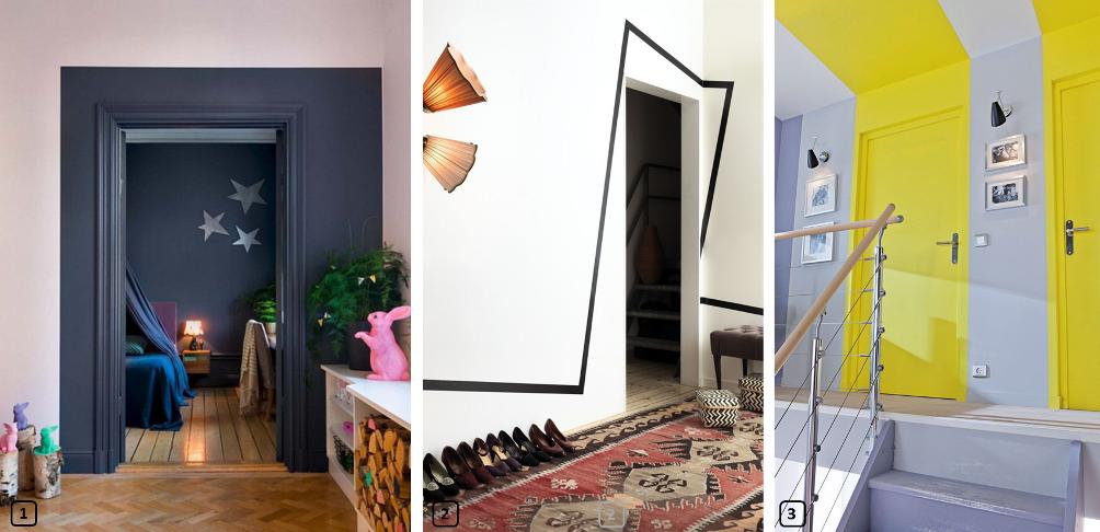 22 id es pour d corer les portes d 39 int rieur bnbstaging le blog. Black Bedroom Furniture Sets. Home Design Ideas