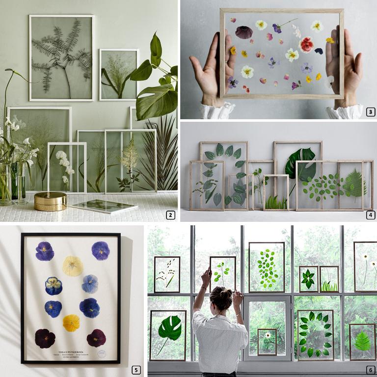 l 39 herbier tendance d co 2017 bnbstaging le blog. Black Bedroom Furniture Sets. Home Design Ideas