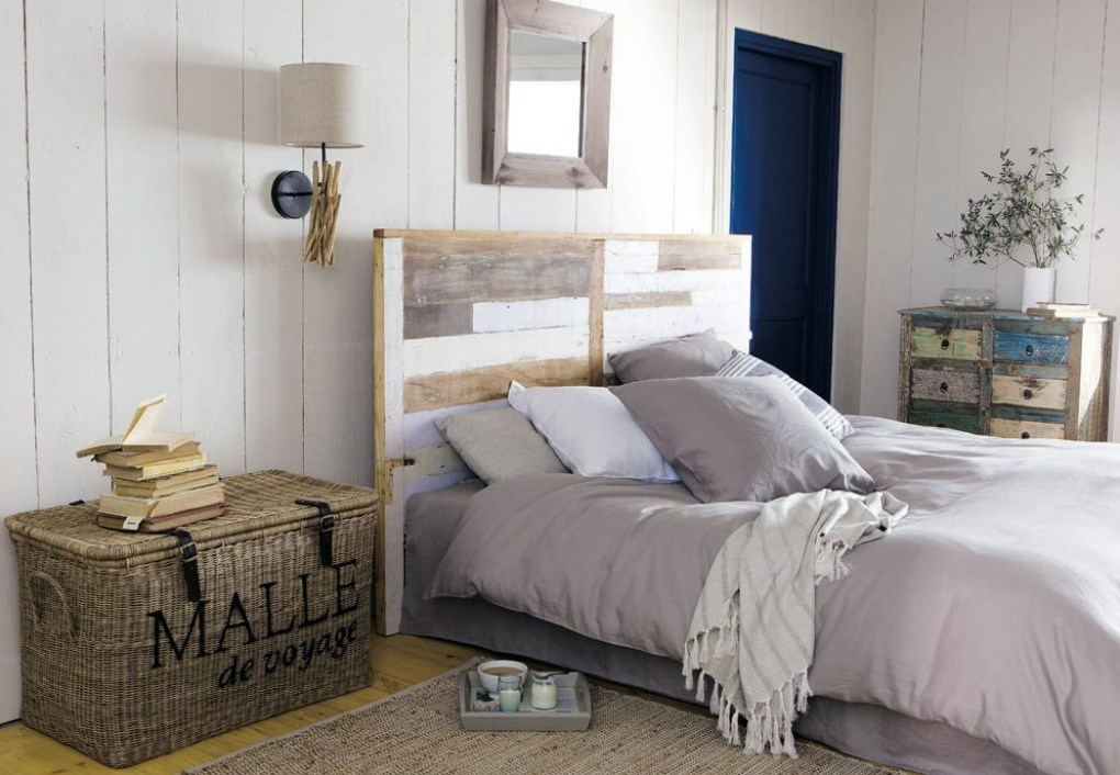 Le rotin s 39 invite dans nos int rieurs bnbstaging le blog for Decoration chambre adulte bord de mer