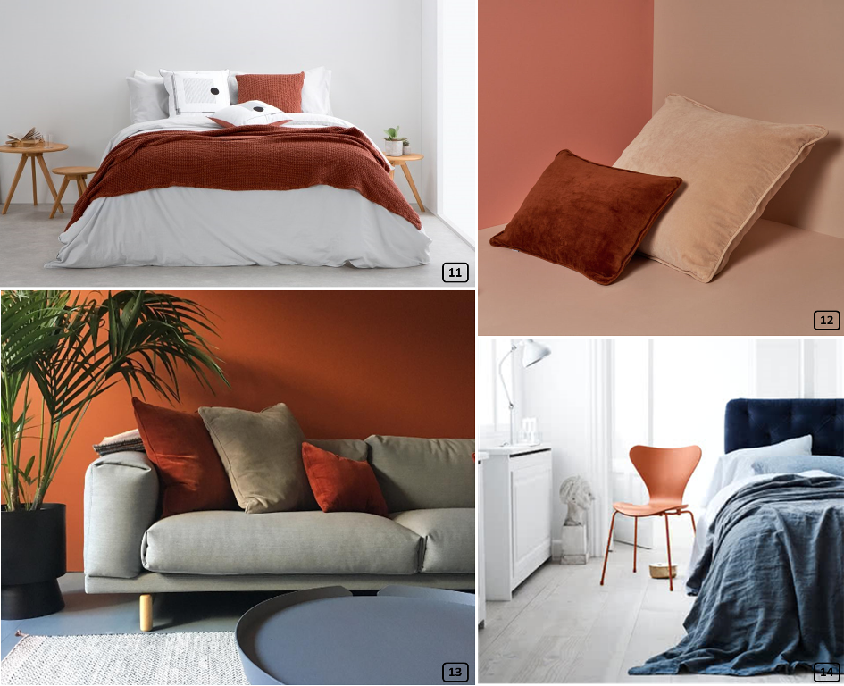 terracotta la couleur qui r chauffe bnbstaging le blog. Black Bedroom Furniture Sets. Home Design Ideas