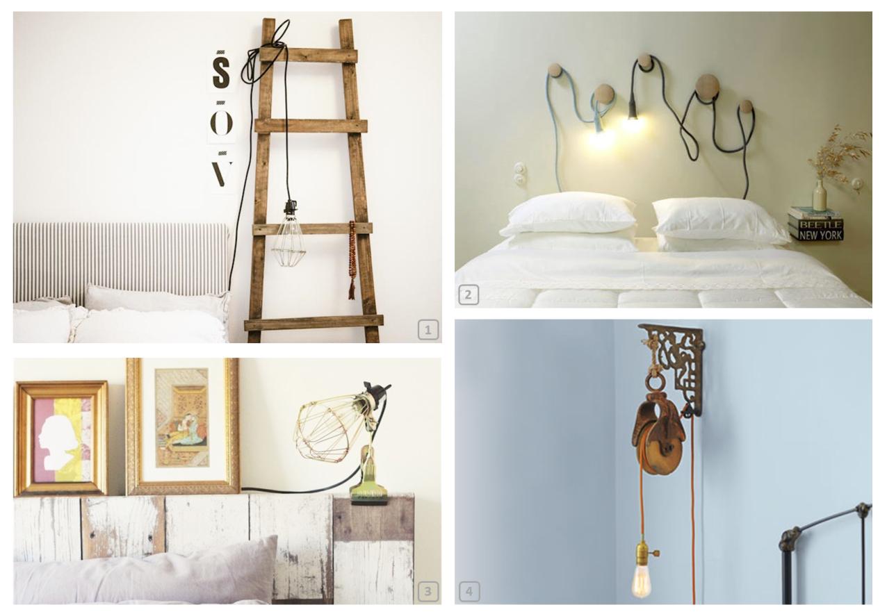 lampe accrocher au lit good lampe a poser lampe pince de. Black Bedroom Furniture Sets. Home Design Ideas