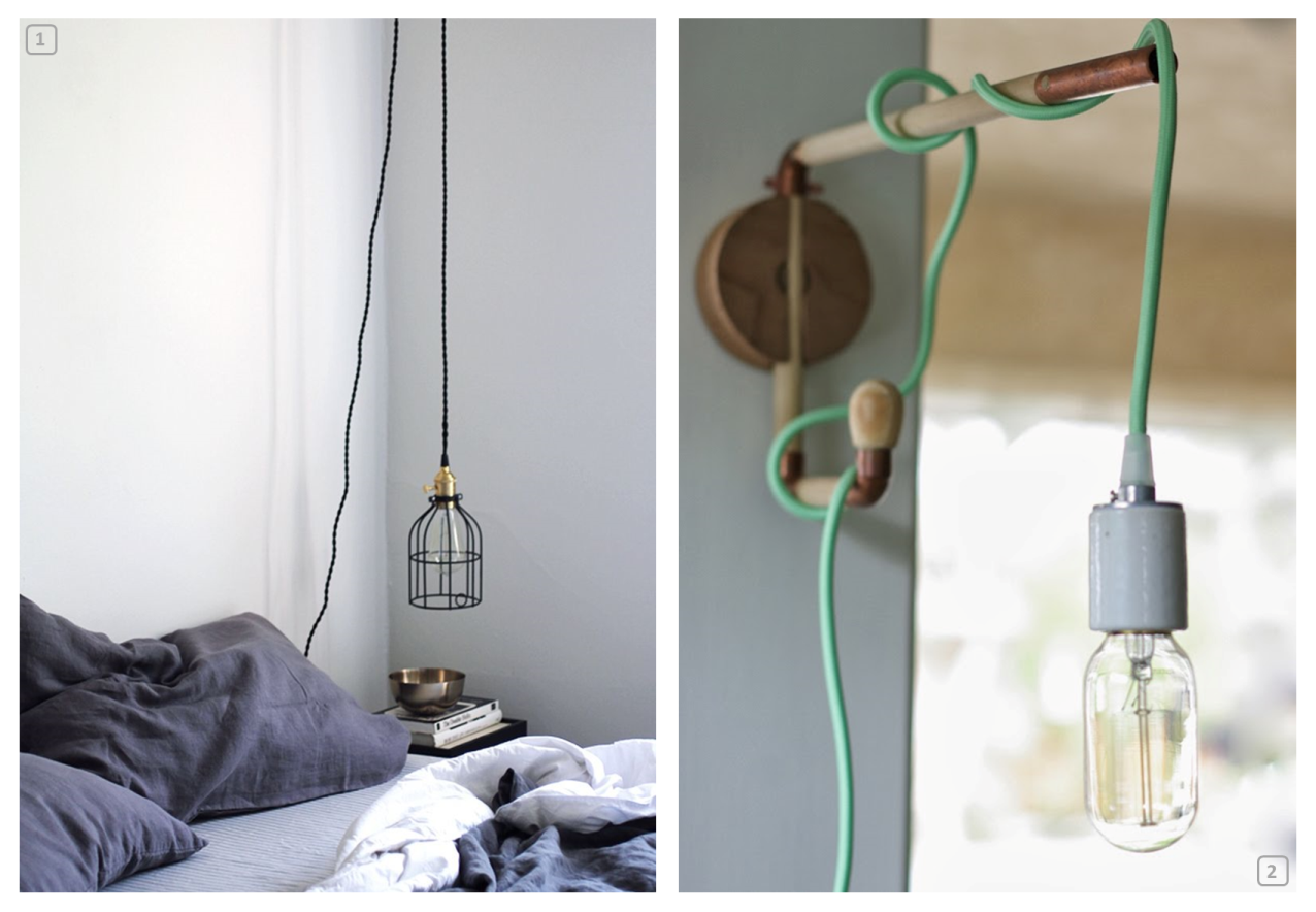 O shopper une belle lampe baladeuse bnbstaging le blog for Lampe de chevet en cristal