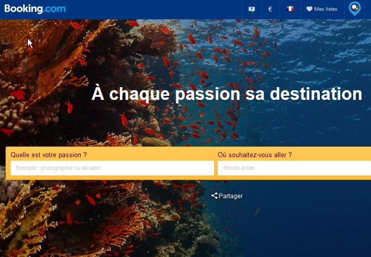 Booking.com - BnbStaging le blog