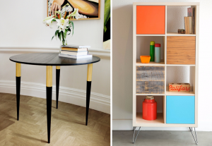 Marques qui relookent mobilier Ikea - BnbStaging le blog