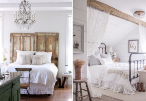 Chambres style campagne chic - BnbStaging le blog