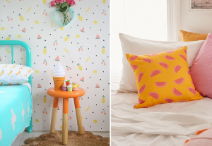 Déco avec fruits - BnbStaging le blog