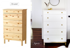 Relooking commode, Stories - BnbStaging le blog